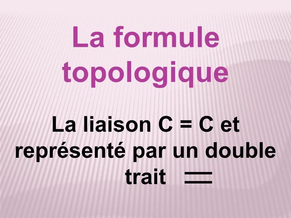 La formule topologique