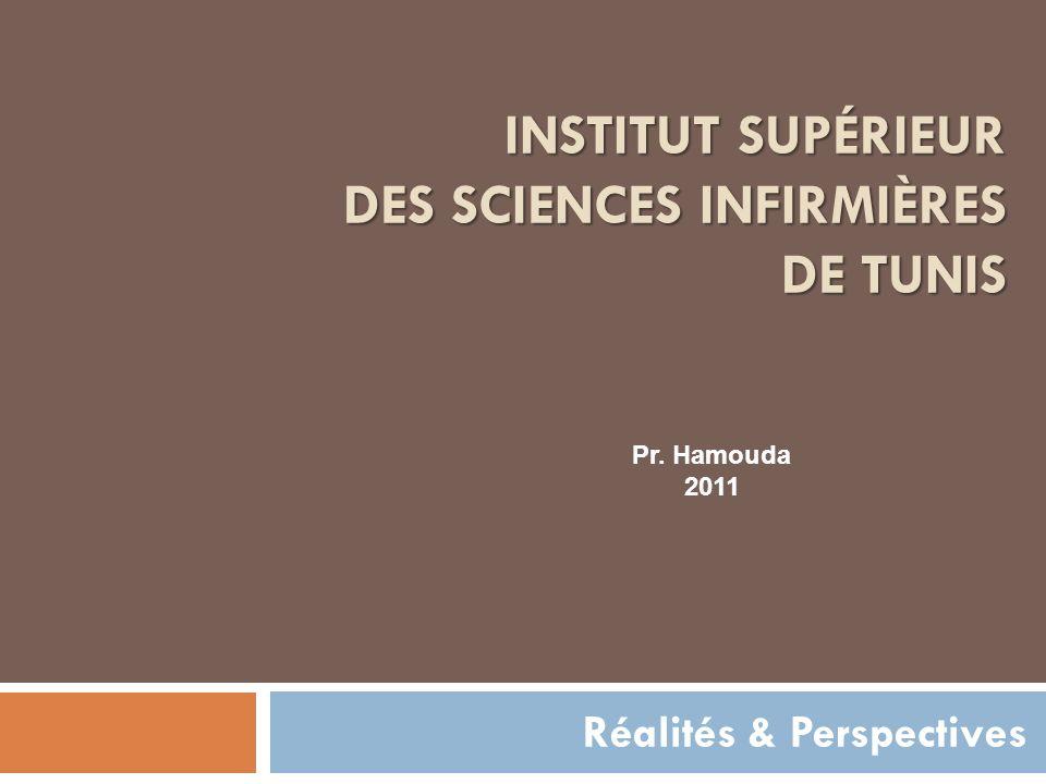 Institut Supérieur des Sciences Infirmières de Tunis