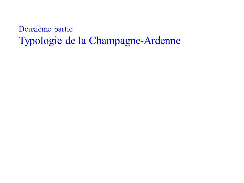 Typologie de la Champagne-Ardenne