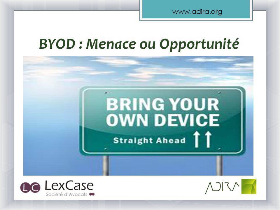 BYOD : Menace ou Opportunité