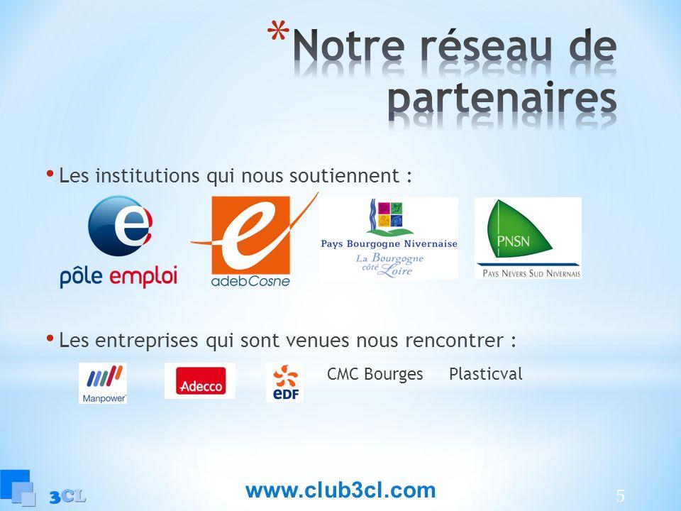 Notre réseau de partenaires