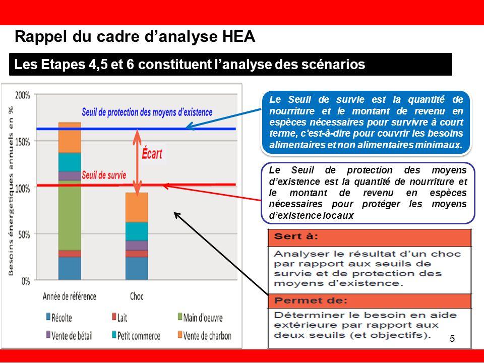 Rappel du cadre d'analyse HEA