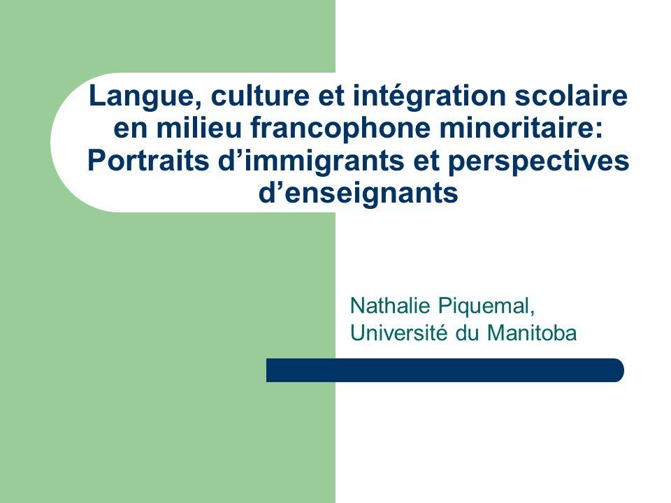 Nathalie Piquemal, Université du Manitoba