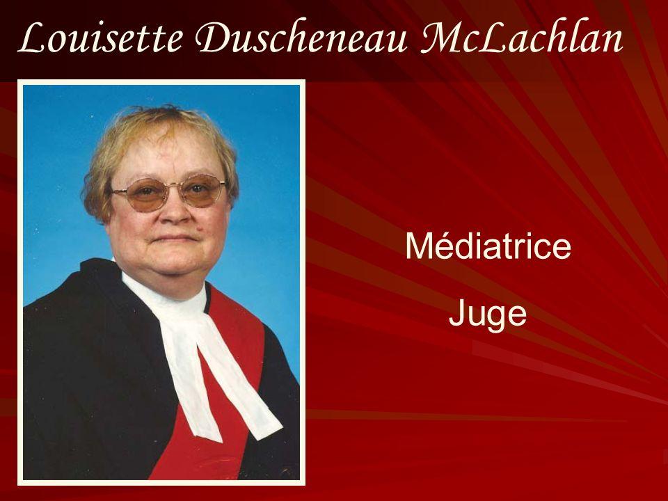 Louisette Duscheneau McLachlan