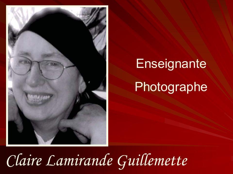 Claire Lamirande Guillemette