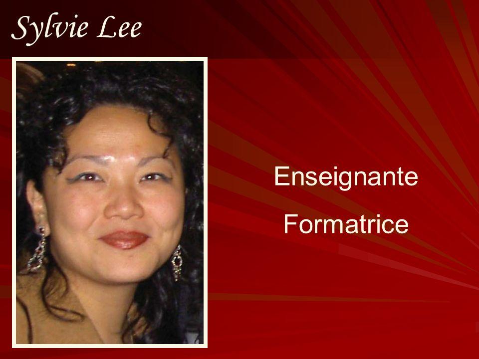 Sylvie Lee Enseignante Formatrice