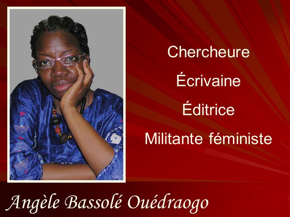 Angèle Bassolé Ouédraogo