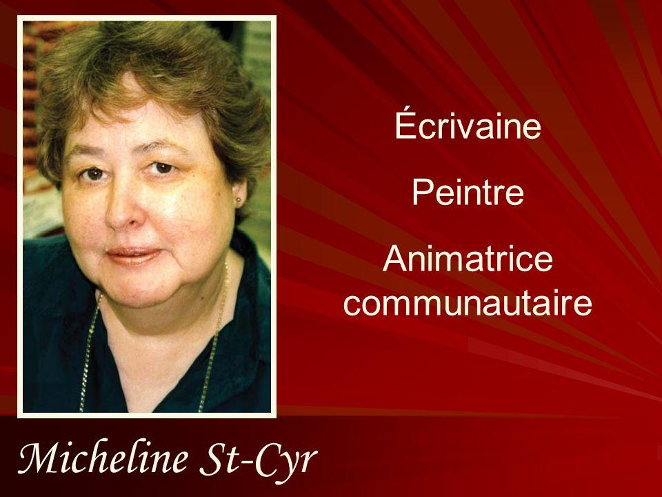 Animatrice communautaire