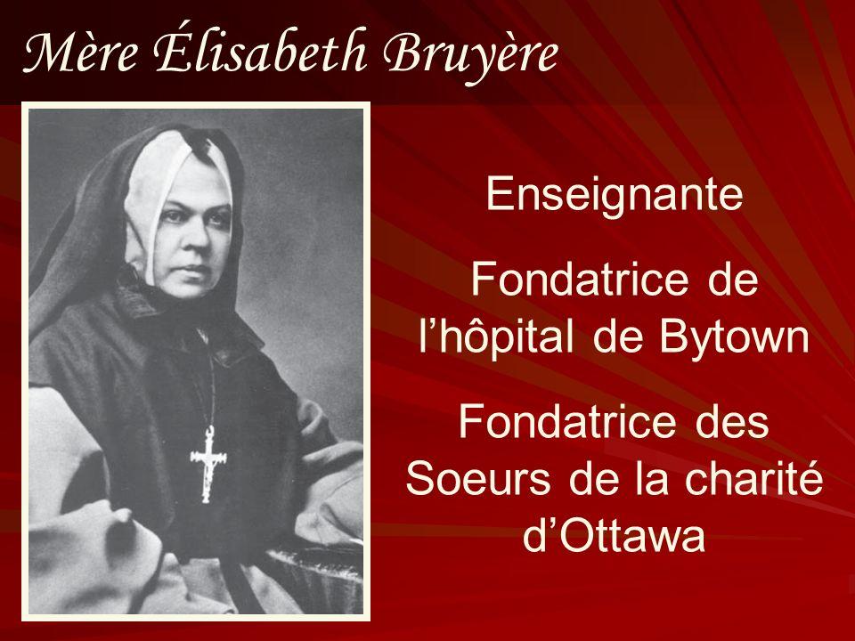 Mère Élisabeth Bruyère