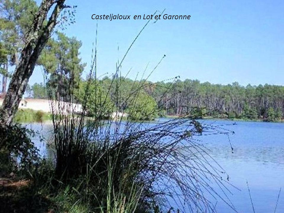 Casteljaloux en Lot et Garonne