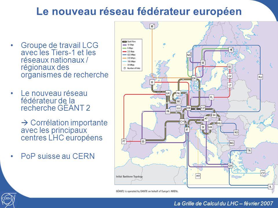 Le nouveau réseau fédérateur européen
