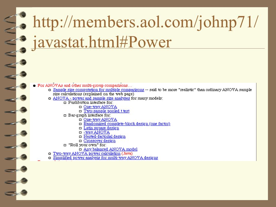 http://members.aol.com/johnp71/javastat.html#Power