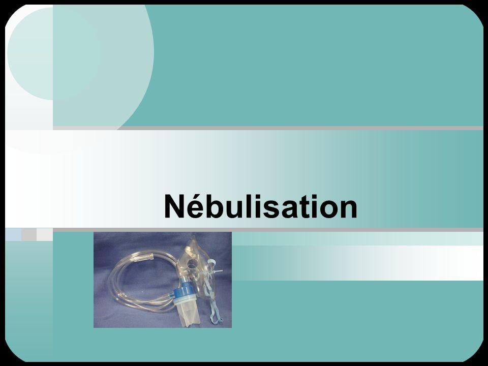 Nébulisation