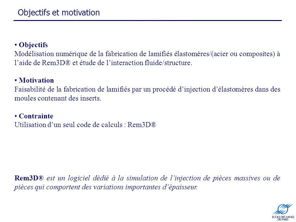 Objectifs et motivation