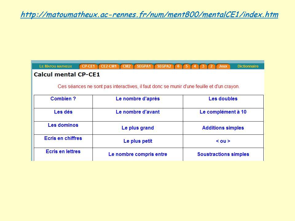 http://matoumatheux.ac-rennes.fr/num/ment800/mentalCE1/index.htm