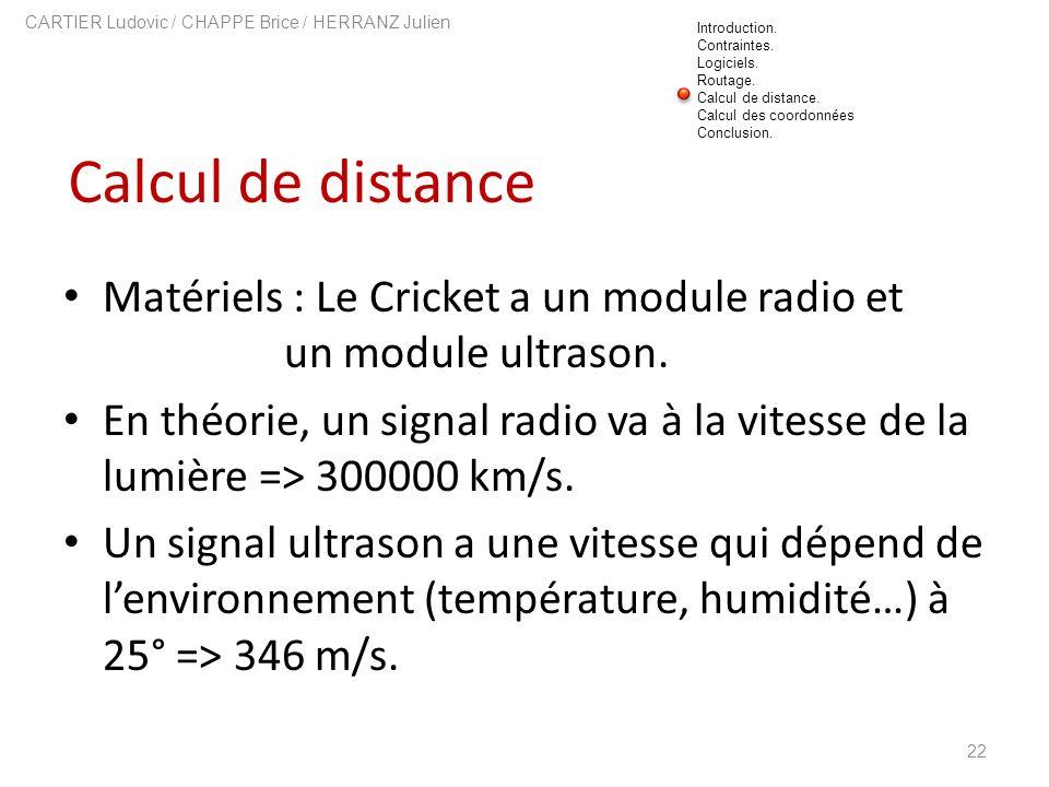 CARTIER Ludovic / CHAPPE Brice / HERRANZ Julien