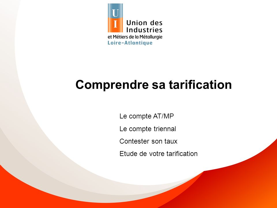 Comprendre sa tarification