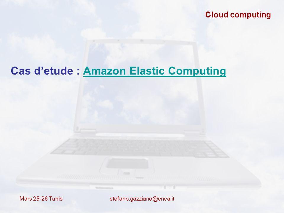 Cas d'etude : Amazon Elastic Computing