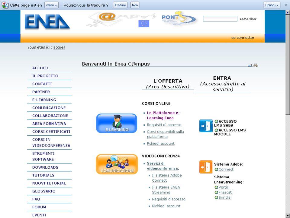 e-learning Mars 25-26 Tunis stefano.gazziano@enea.it