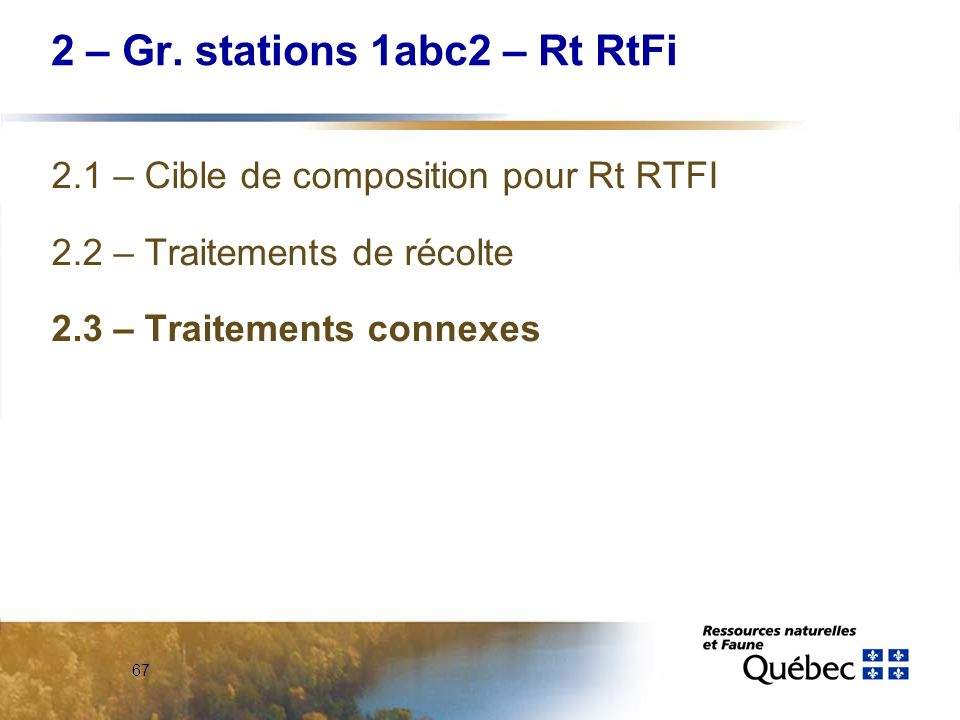 2 – Gr. stations 1abc2 – Rt RtFi