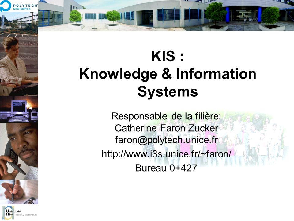 KIS : Knowledge & Information Systems