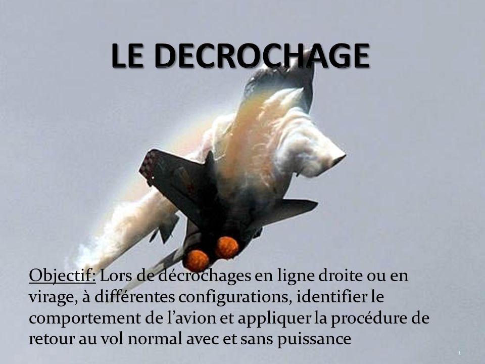 LE DECROCHAGE