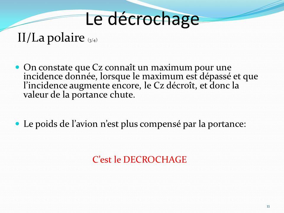 Le décrochage II/La polaire (3/4)