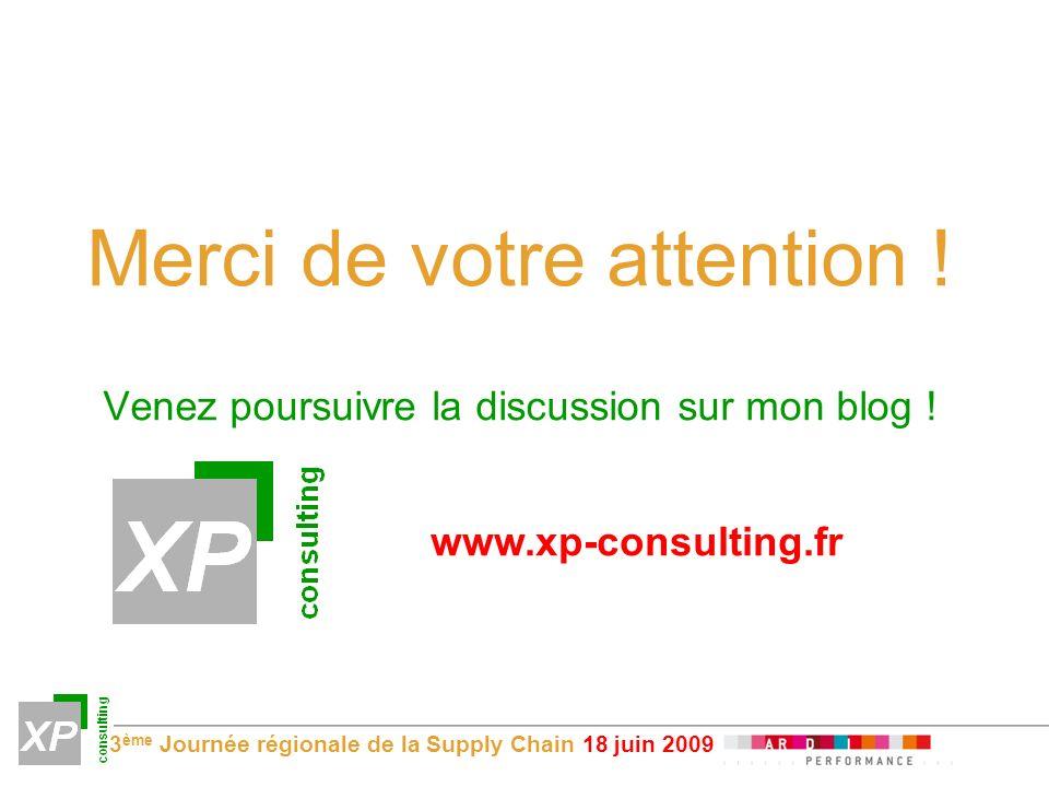 Merci de votre attention ! Venez poursuivre la discussion sur mon blog !