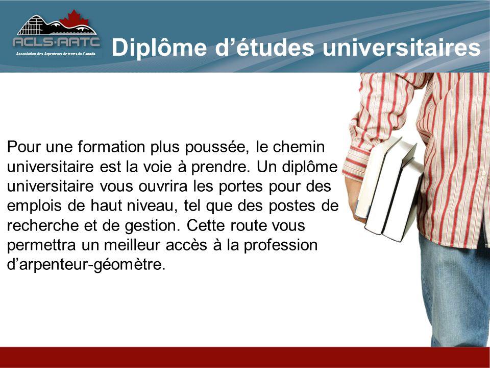 Diplôme d'études universitaires