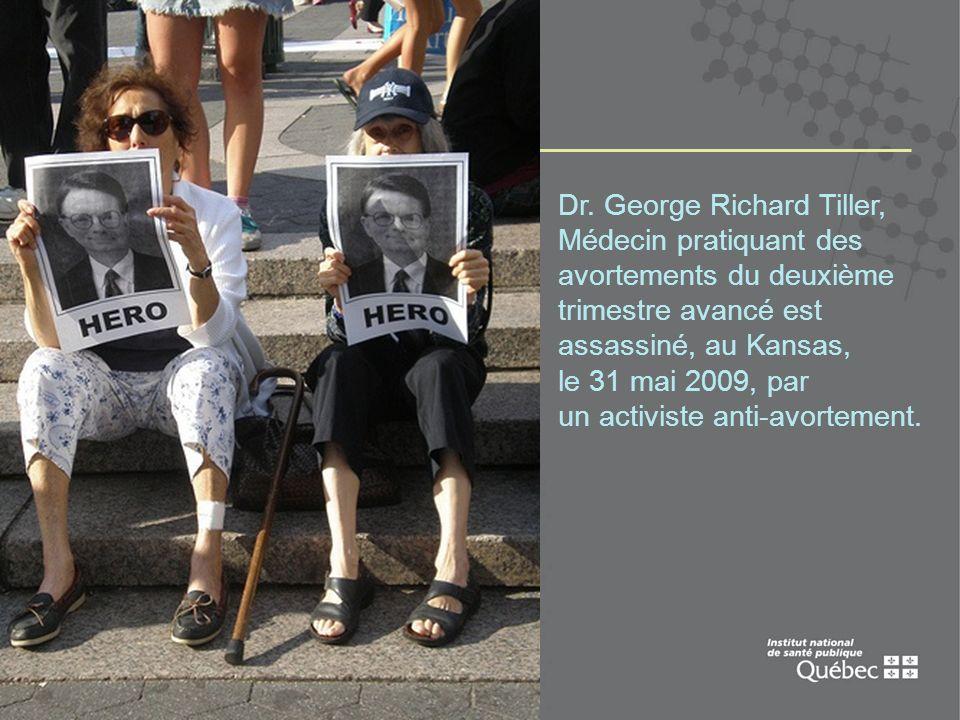 Dr. George Richard Tiller,