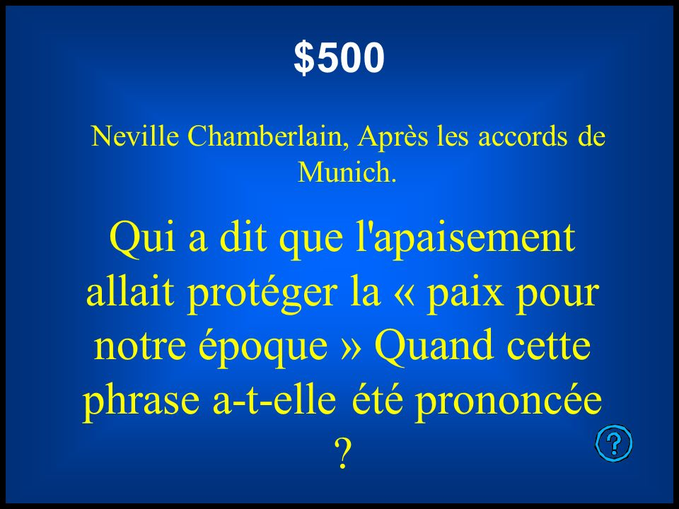 Neville Chamberlain, Après les accords de Munich.