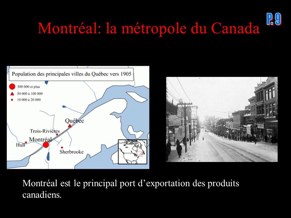 Montréal: la métropole du Canada