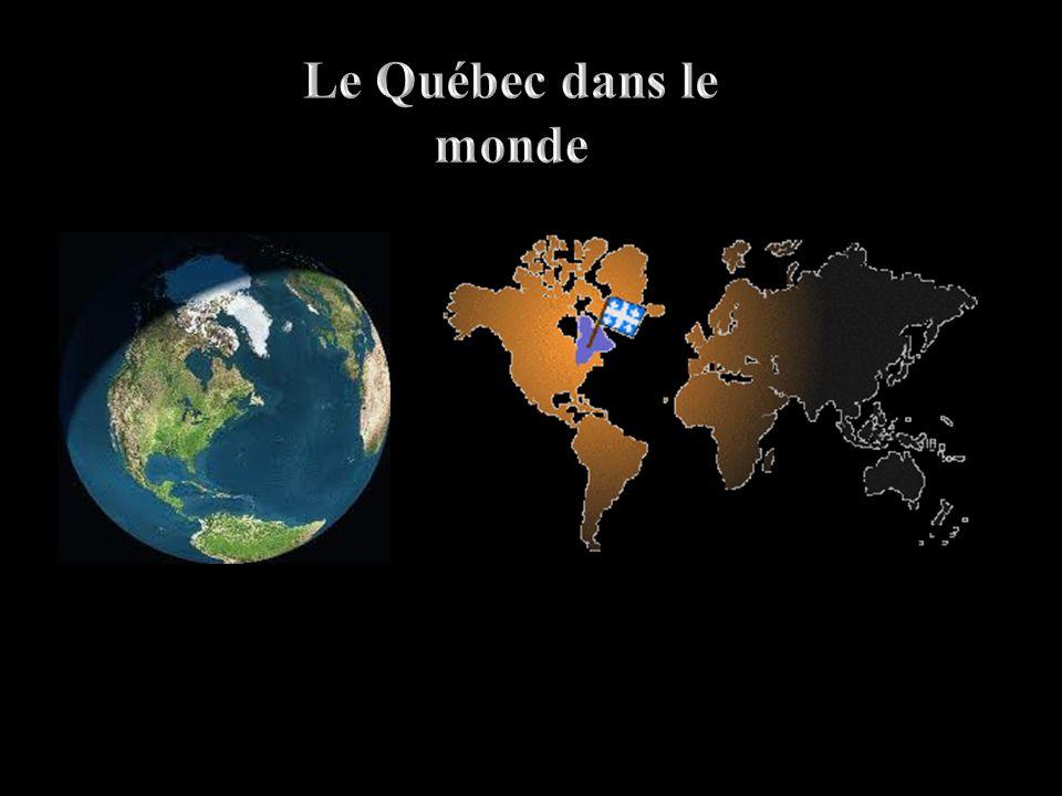 Le Québec dans le monde