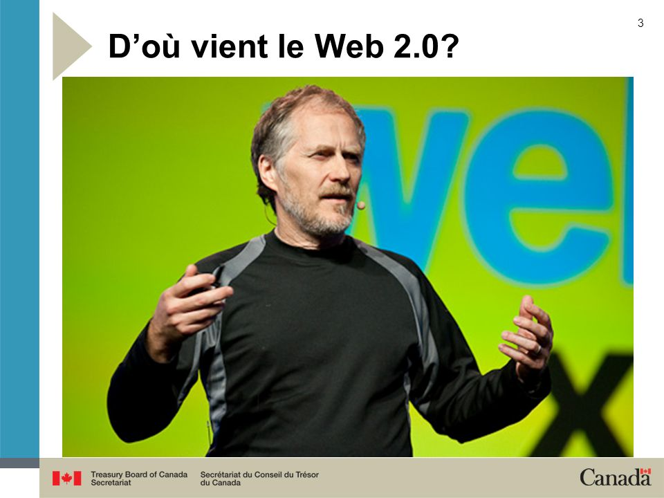 D'où vient le Web 2.0 3