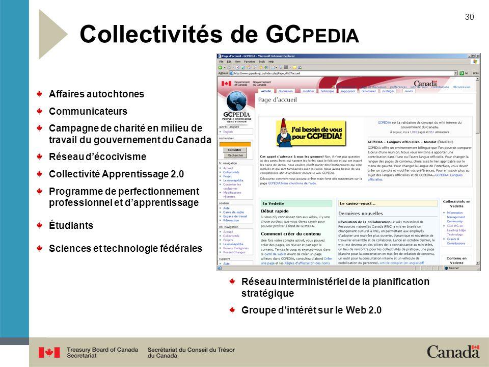Collectivités de GCPEDIA