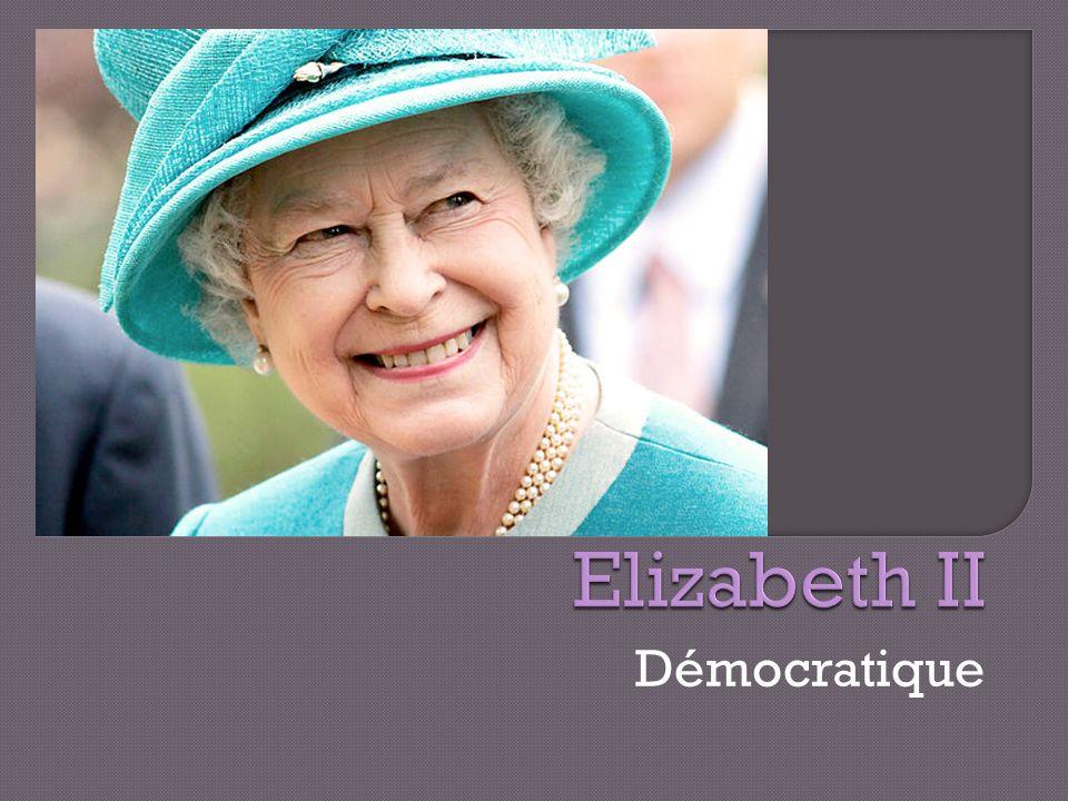 Elizabeth II Démocratique