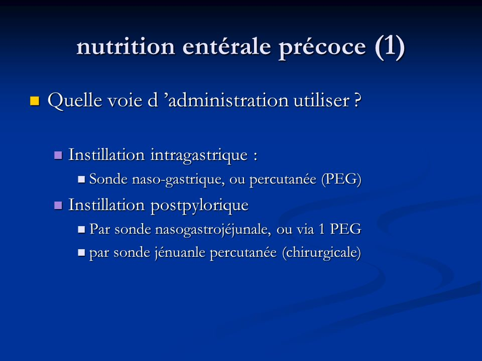 nutrition entérale précoce (1)