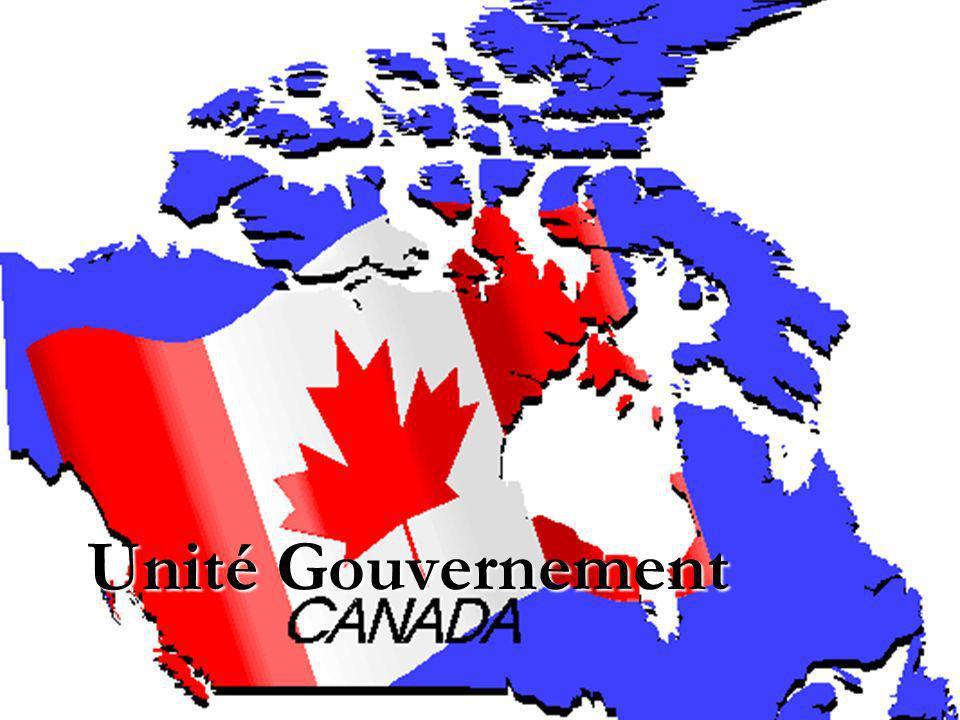 Unité Gouvernement
