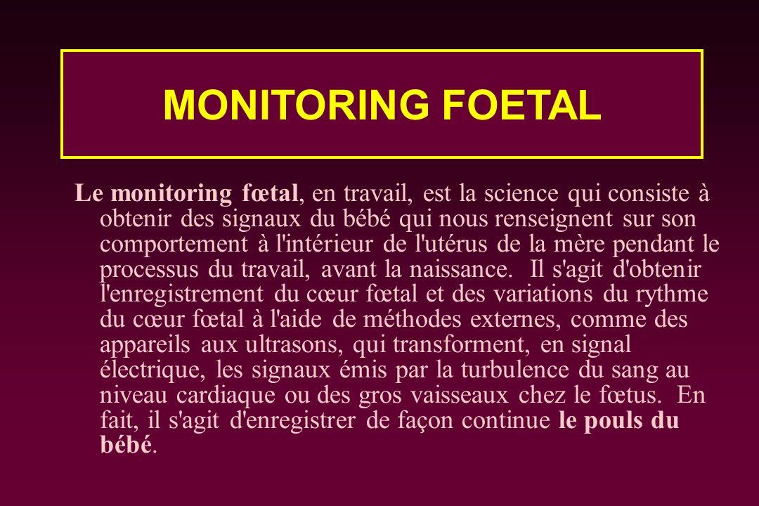 MONITORING FOETAL