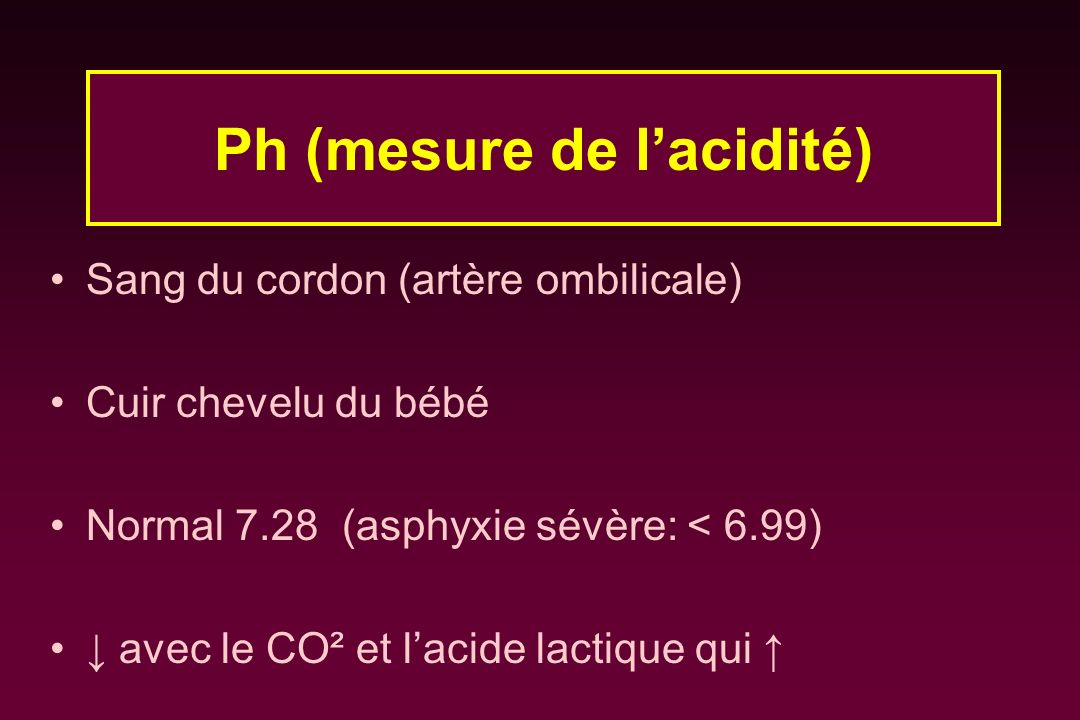Ph (mesure de l'acidité)