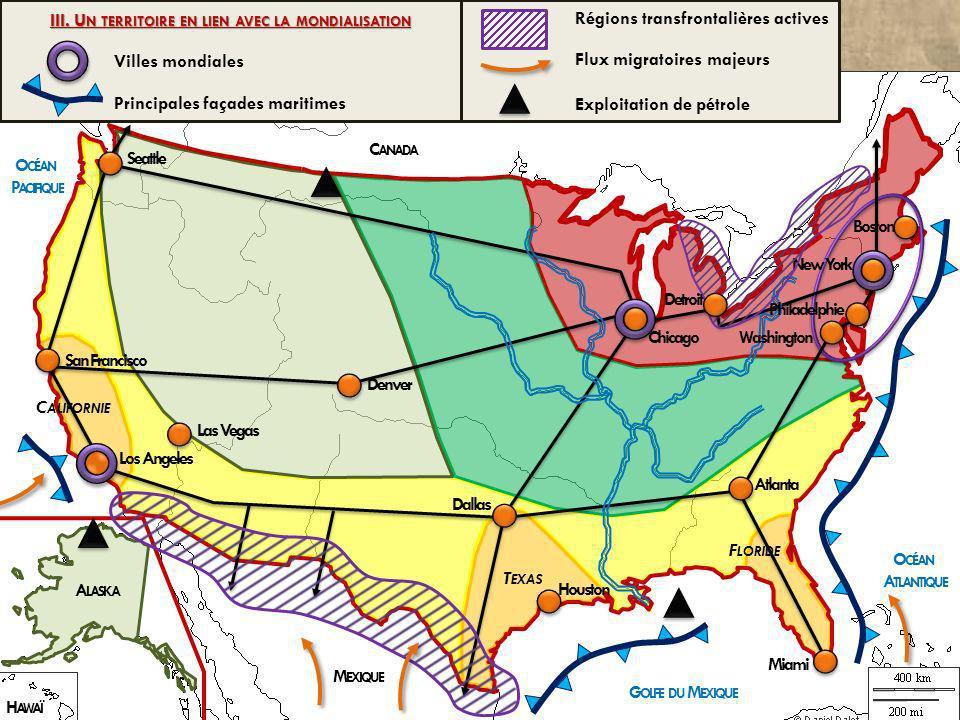 III. Un territoire en lien avec la mondialisation