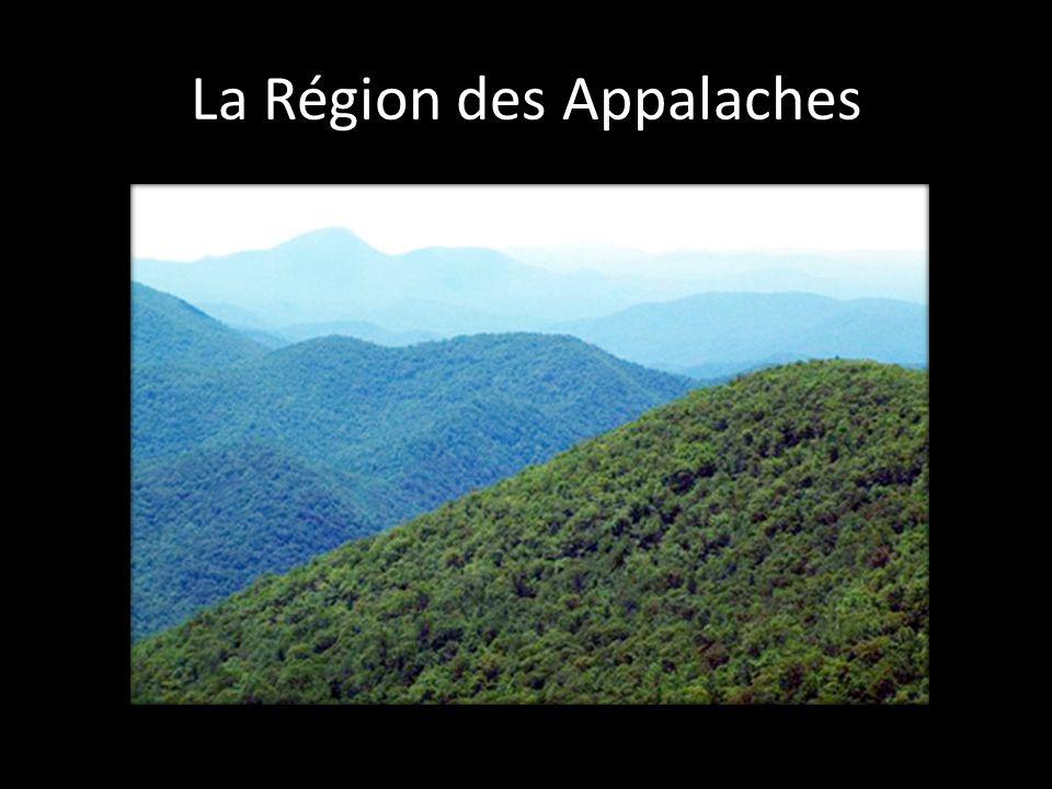 La Région des Appalaches