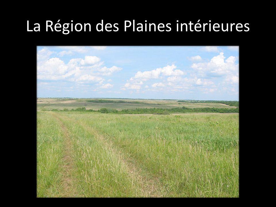 La Région des Plaines intérieures