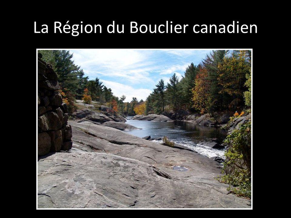 La Région du Bouclier canadien