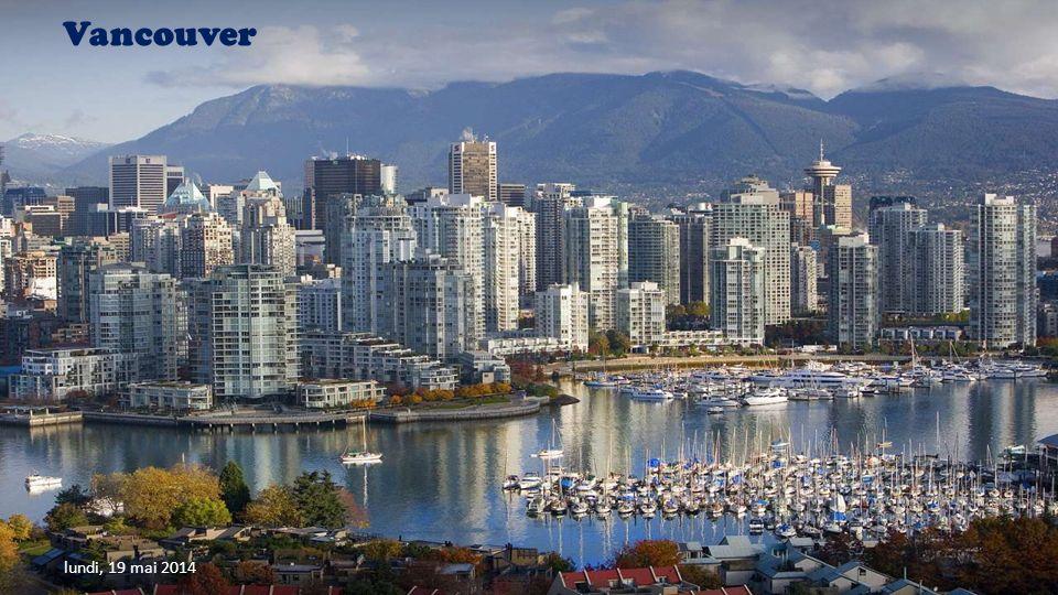 Vancouver vendredi, 31 mars 2017