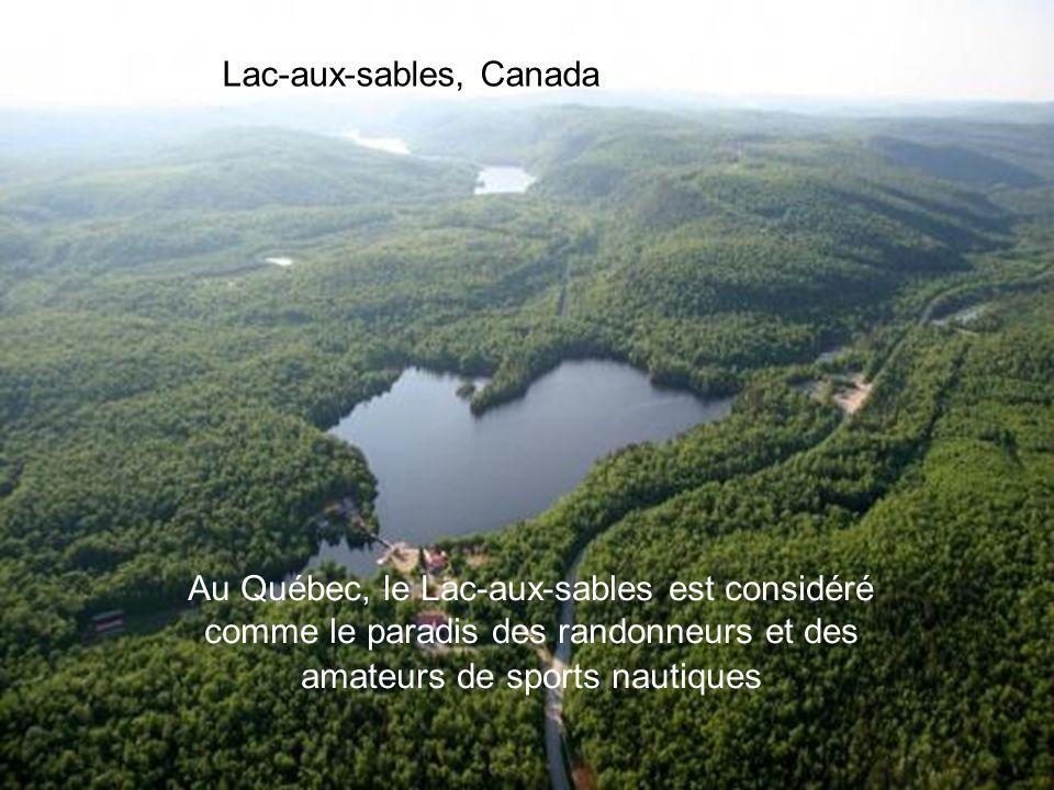 Lac-aux-sables, Canada
