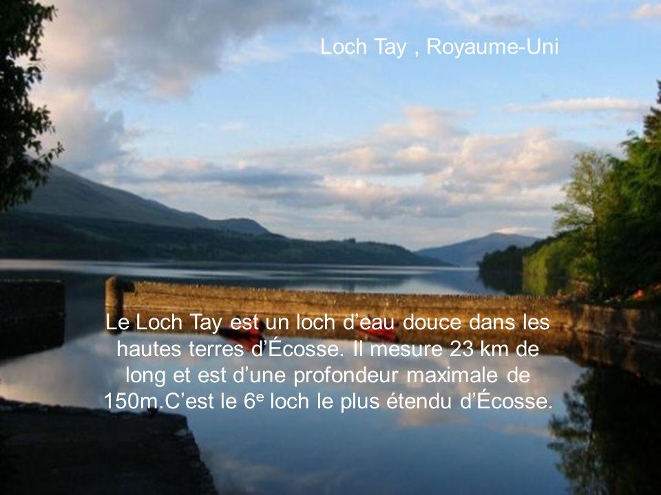 Loch Tay , Royaume-Uni