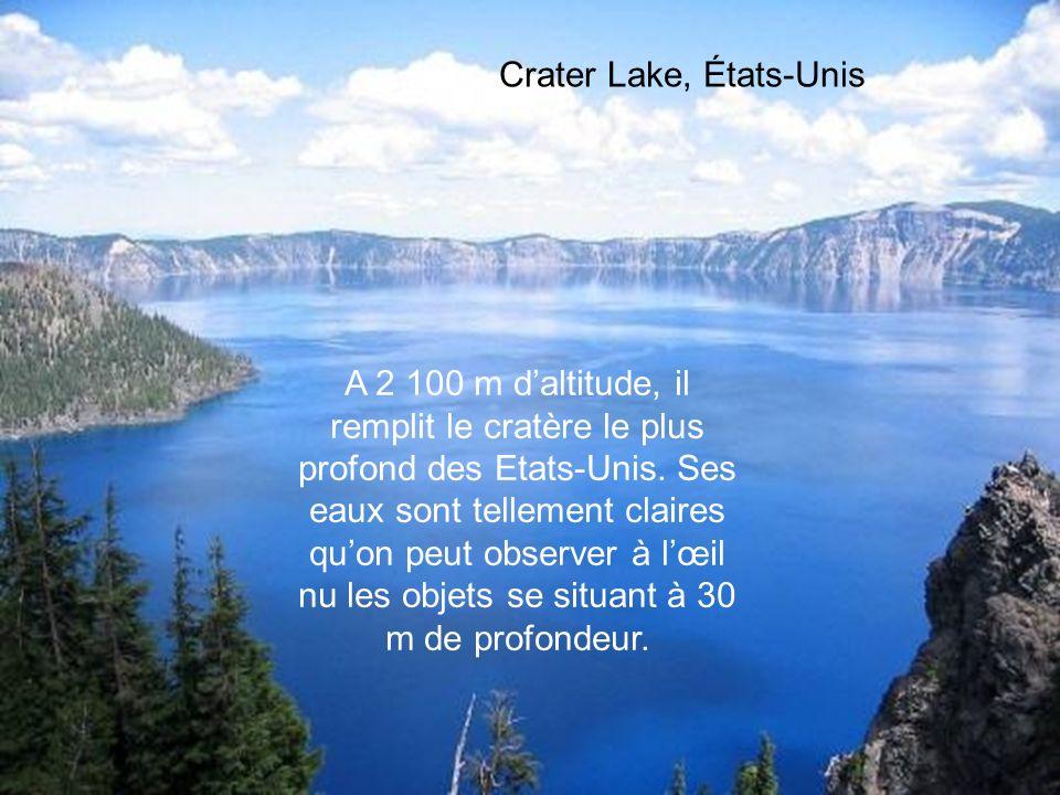 Crater Lake, États-Unis
