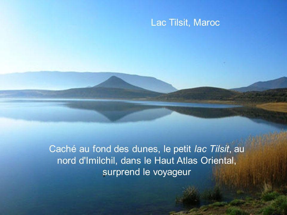 Lac de Villeneuve , France