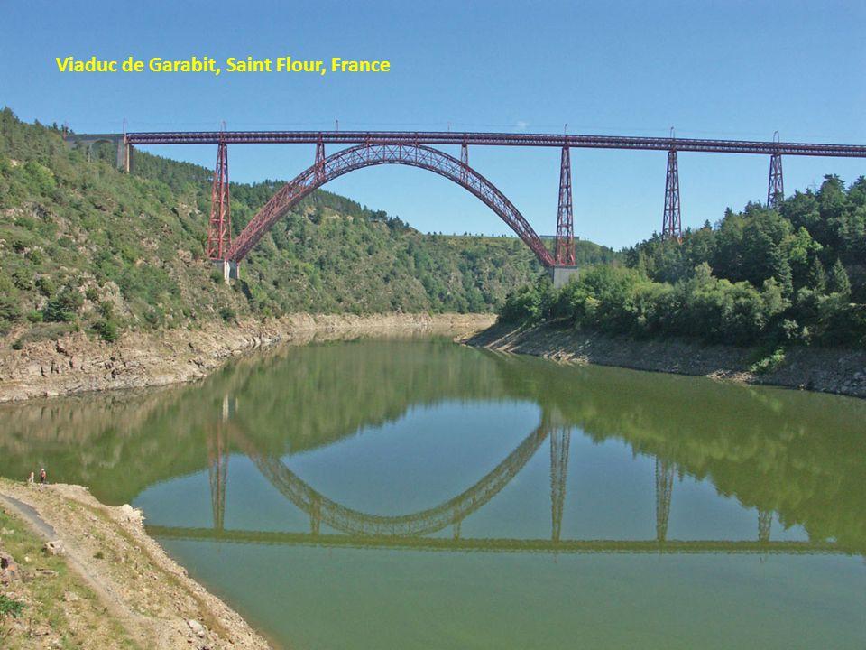 Viaduc de Garabit, Saint Flour, France